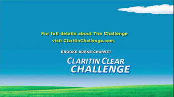 ClaritinClear Challenge TV Spot Featuring Brook Burke-Charvet - Thumbnail 10