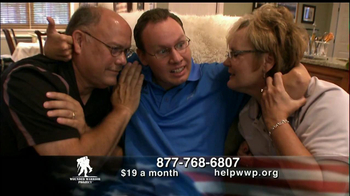Wounded Warrior Project TV Spot, 'Injuries and Experiences' - Thumbnail 9