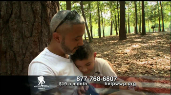 Wounded Warrior Project TV Spot, 'Injuries and Experiences' - Thumbnail 3
