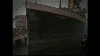 The United States Commemorative Gallery TV Spot, 'Titanic Anniversary' - Thumbnail 1