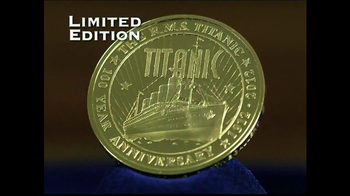The United States Commemorative Gallery TV Spot, 'Titanic Anniversary' - Thumbnail 3