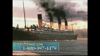 The United States Commemorative Gallery TV Spot, 'Titanic Anniversary' - Thumbnail 6