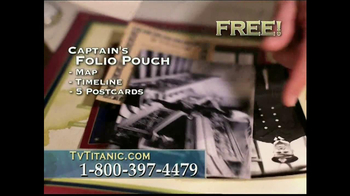 The United States Commemorative Gallery TV Spot, 'Titanic Anniversary' - Thumbnail 8