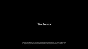 2013 Hyundai Sonata TV Spot, 'Dependability' - Thumbnail 6