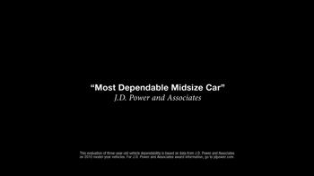 2013 Hyundai Sonata TV Spot, 'Dependability' - Thumbnail 7