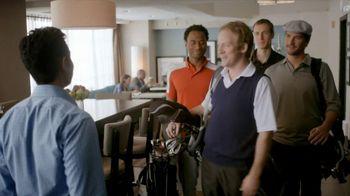 Hampton Inn & Suites TV Spot, 'Weekend Suit' - 498 commercial airings
