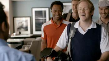 Hampton Inn & Suites TV Spot, 'Weekend Suit' - Thumbnail 2