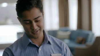 Hampton Inn & Suites TV Spot, 'Weekend Suit' - Thumbnail 3