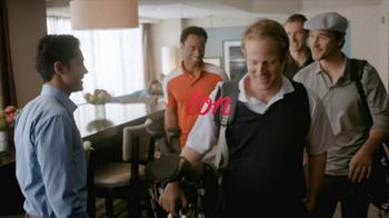 Hampton Inn & Suites TV Spot, 'Weekend Suit' - Thumbnail 8