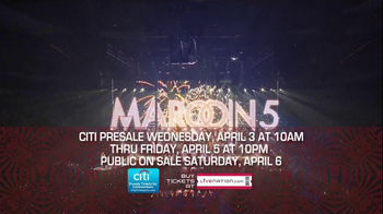 Honda Civic Tour: Maroon 5 TV Spot - Thumbnail 9