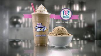 Baskin-Robbins Cappuccino Blast Jamoca Heath TV Spot - Thumbnail 10