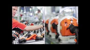STIHL Trimmer and Trimmer Line TV Spot, 'American Workers'