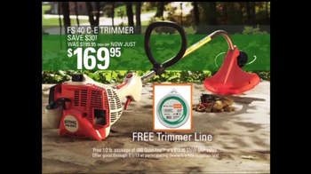 STIHL Trimmer and Trimmer Line TV Spot, 'American Workers' - Thumbnail 5