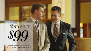 JoS. A. Bank $99 Suit TV Spot - Thumbnail 3