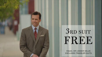 JoS. A. Bank $99 Suit TV Spot - Thumbnail 4
