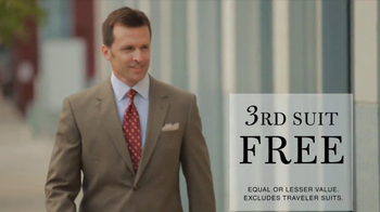JoS. A. Bank $99 Suit TV Spot - Thumbnail 5