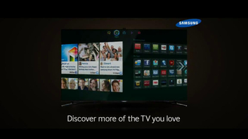 Samsung Smart TV TV Spot, 'Recommendations' Song by Kill It Kid - Thumbnail 9