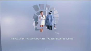 Trojan Supra Non-Latex BareSkin TV Spot. 'Lab' - Thumbnail 1