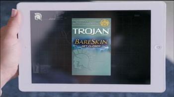 Trojan Supra Non-Latex BareSkin TV Spot. 'Lab' - Thumbnail 5