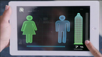 Trojan Supra Non-Latex BareSkin TV Spot. 'Lab' - Thumbnail 6