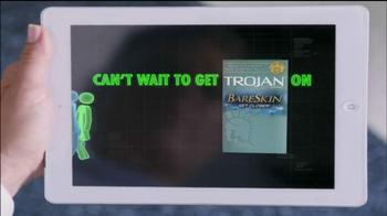 Trojan Supra Non-Latex BareSkin TV Spot. 'Lab' - Thumbnail 8