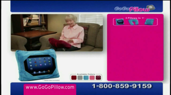 GoGo Pillow TV Spot - Thumbnail 10