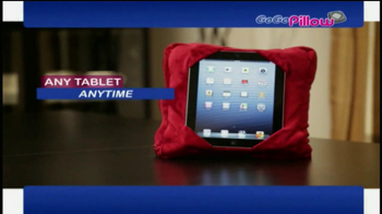 GoGo Pillow TV Spot - Thumbnail 2
