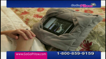 GoGo Pillow TV Spot - Thumbnail 5