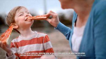 Pizza Hut TV Spot, 'April 6 Hut Lovers Deal' - 367 commercial airings