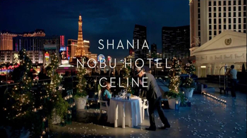 Nobu Hotel Caesar's Palace TV Spot Featuring Shania Twain, Celine Dion - Thumbnail 8