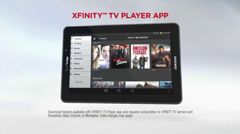 XFINITY TV Player App TV Spot, 'For the First Time Ever' - Thumbnail 4