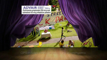 Advair  TV Spot, 'Block Party' - Thumbnail 2