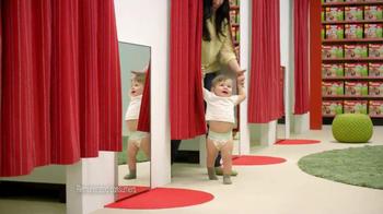Huggies Slip-On TV Spot, 'Diaper Aisle Fitting Room' - Thumbnail 7