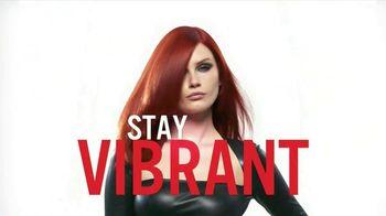 Vidal Sassoon Pro Series TV Spot, 'Stay Vibrant'