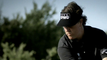 Callaway HEX Chrome+ TV Spot, 'Fastest Tour Ball' Feat. Phil Mickelson - Thumbnail 2