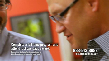Charter College Blended Learning TV Spot - Thumbnail 8