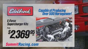 Summit Racing Equipment TV Spot, 'Tires'