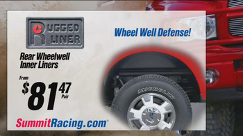 Summit Racing Equipment TV Spot, 'Tires' - Thumbnail 2