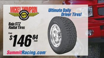 Summit Racing Equipment TV Spot, 'Tires' - Thumbnail 3