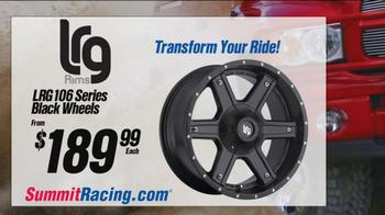 Summit Racing Equipment TV Spot, 'Tires' - Thumbnail 4