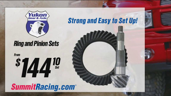 Summit Racing Equipment TV Spot, 'Tires' - Thumbnail 5