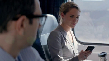 AT&T TV Spot, 'Amtrak Mobile Tickets' - 28 commercial airings