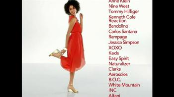 Macy's Great Shoe Sale TV Spot, 'Best Brands' - Thumbnail 3