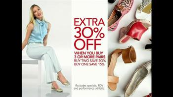 Macy's Great Shoe Sale TV Spot, 'Best Brands' - Thumbnail 5