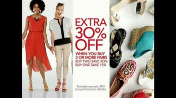 Macy's Great Shoe Sale TV Spot, 'Best Brands' - Thumbnail 6
