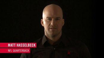 END IT Movement TV Spot Featuring Matt Hasselbeck - 2 commercial airings