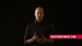 END IT Movement TV Spot Featuring Matt Hasselbeck - Thumbnail 10