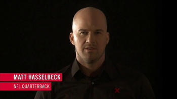 END IT Movement TV Spot Featuring Matt Hasselbeck - 2 commercial airings