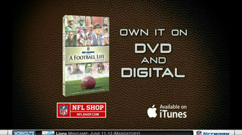 A Football Life Season One DVD TV Spot