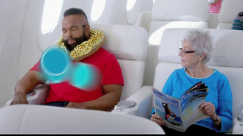 Old Navy Tees TV Spot, 'Airplane' Featuring Mr. T